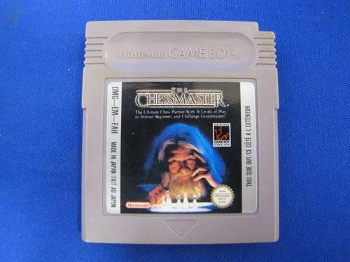 The Chessmaster (Europe) Nintendo