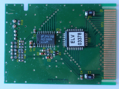 GBD 1 PCB Front
